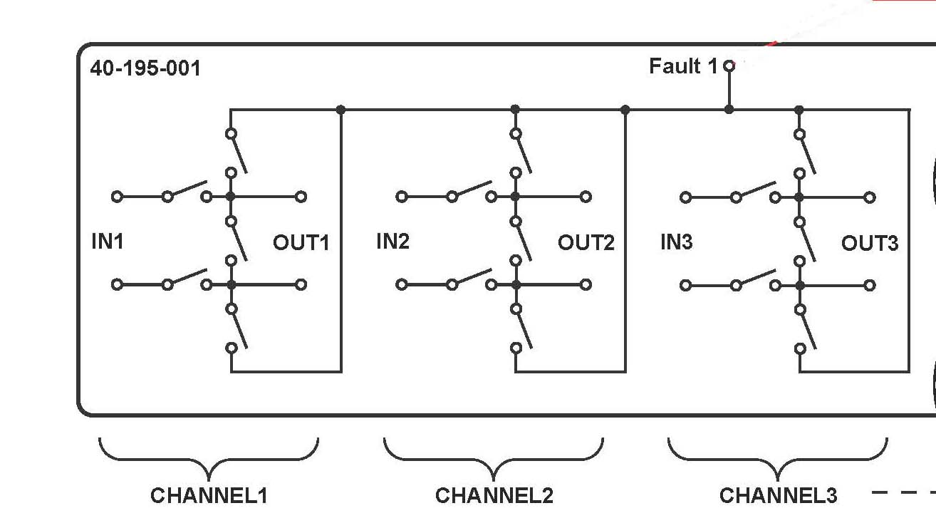 single fault bus architecture
