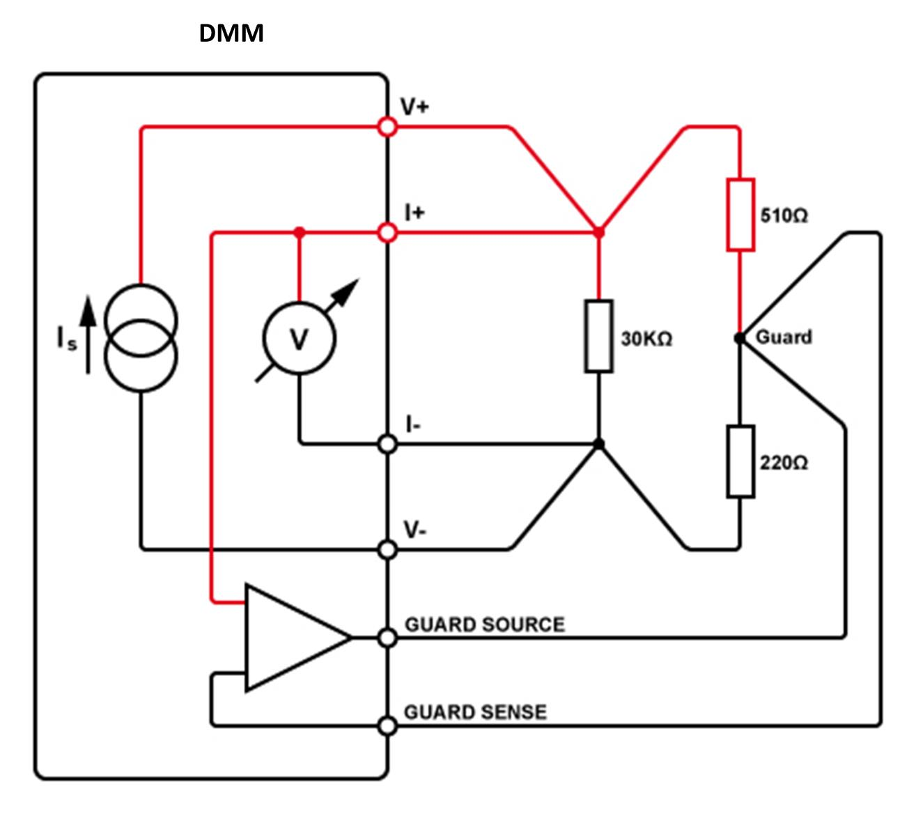 Resistance Measurements with a DMM