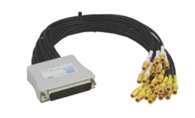 RF cable adaptor for eBIRST