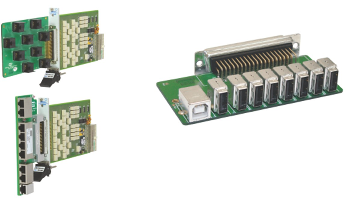 Ethernet RJ45 connectors for 40-736