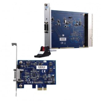 PCIe to PXI Remote Control Interface Kit
